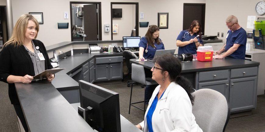 EBO Staff Describing Care Options